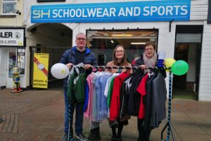 Parents Can Pick up Preloved Uniform in Aid of Primrose Hospice