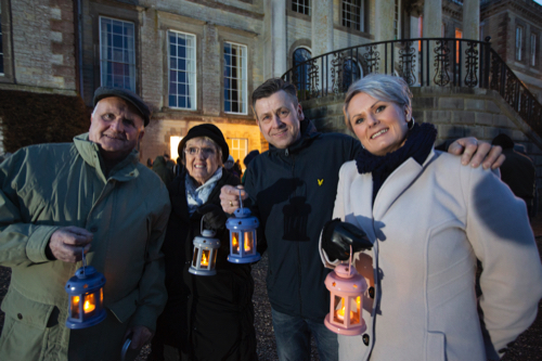 Lantern Walk Raises Over £2,500 for Primrose Hospice