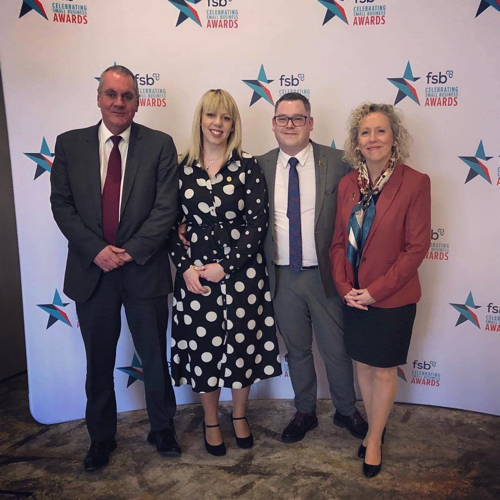 Jackson Highly Commended at FSB Awards