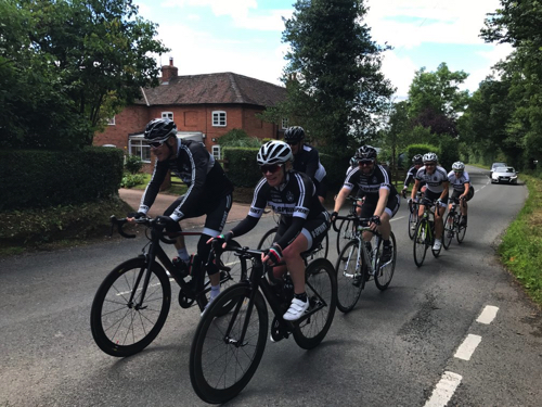 Bromsgrove Cyclists to Cycle 2,600km from Home in 26 Hours for Primrose Hospice