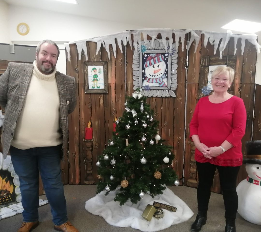 Virtual Hospice Helps Primrose Bring Christmas Cheer to Its Patients