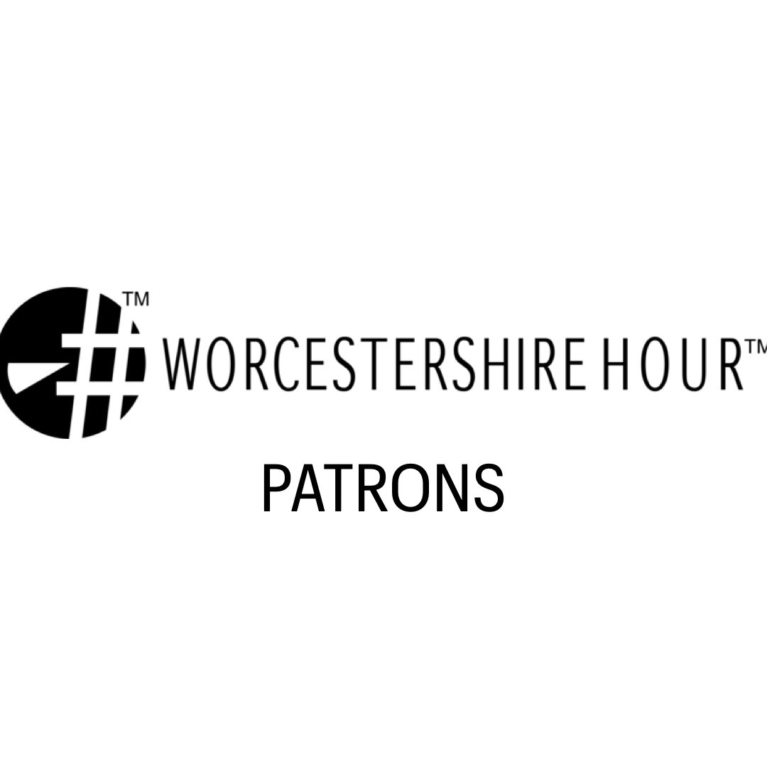 #WorcestershireHour Patrons