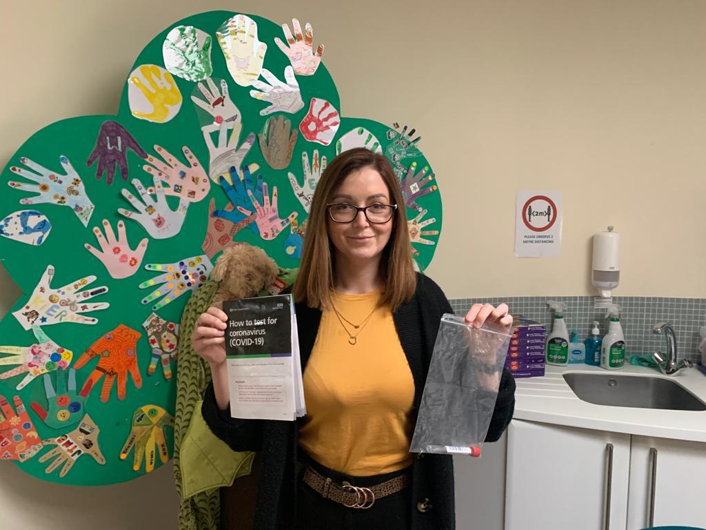 Primrose Hospice's Frontline Staff Begin Weekly Covid Testing