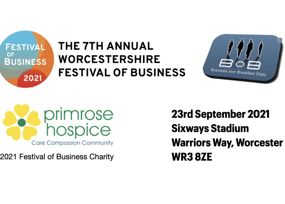 The Worcestershire Festival of Business Exhibition is back!