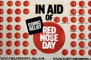 #WorcestershireHour Comic Relief 'Red Nose Day' Fundraiser!