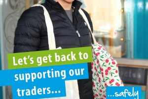 Shop Local, Shop Safely Call from Council Leader