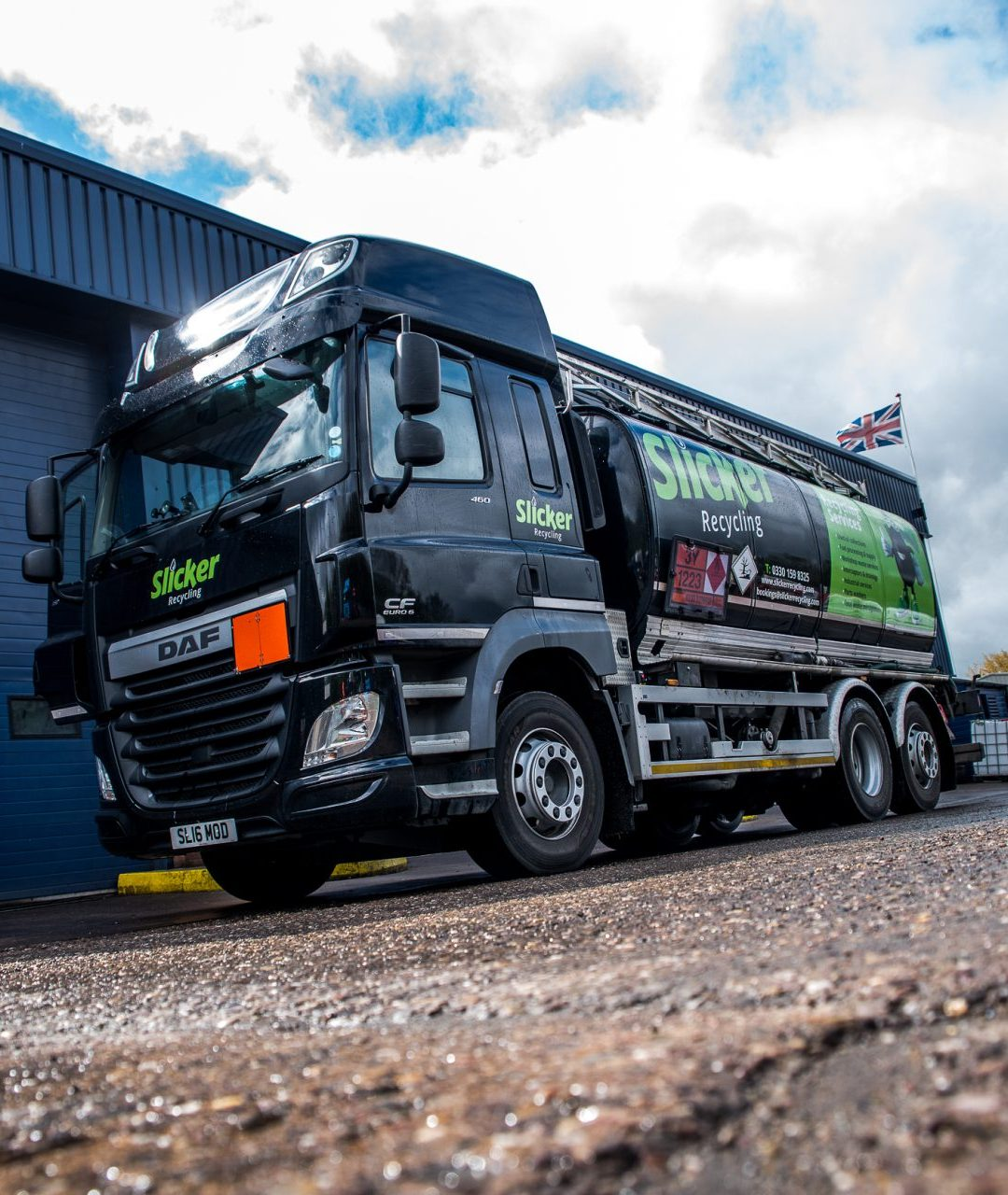 Worcestershire Company Slicker Recycling Up for National Award