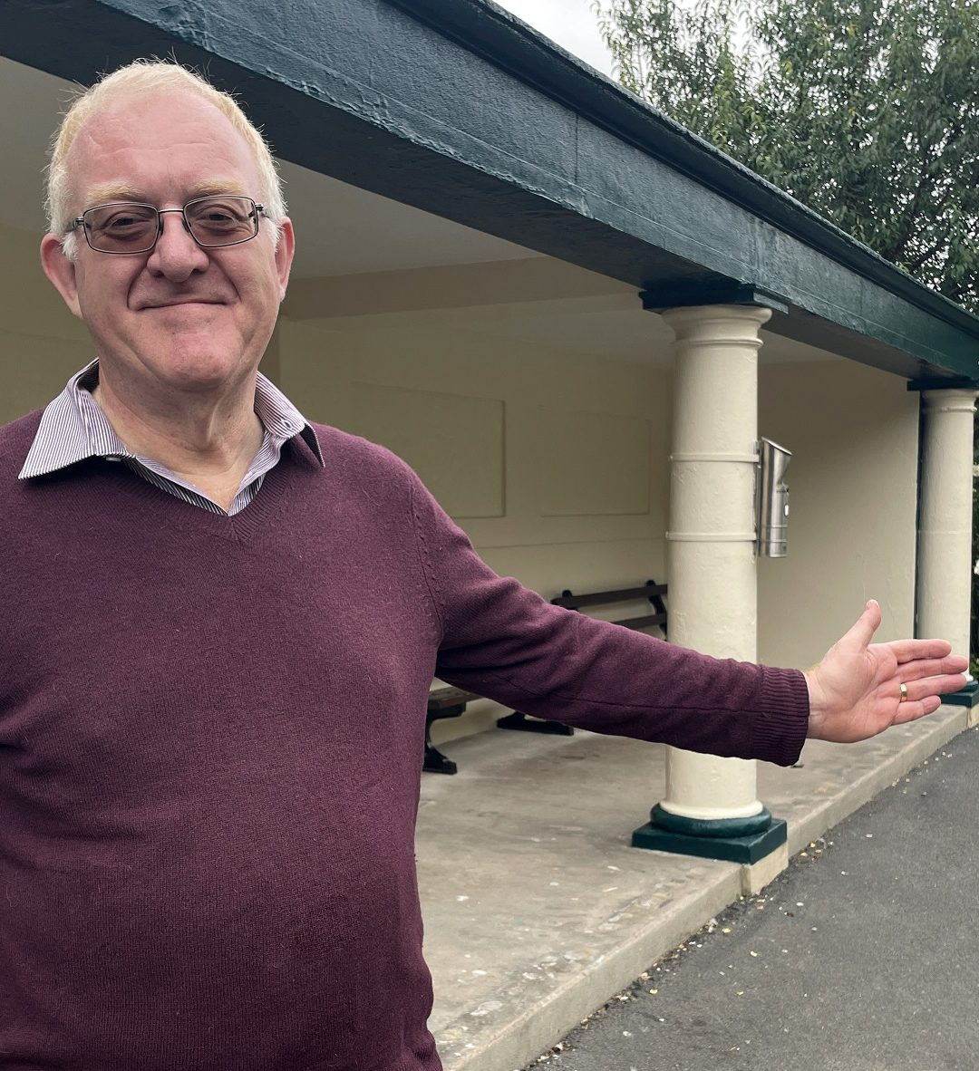 Play Area Replacement Plan for Priory Park