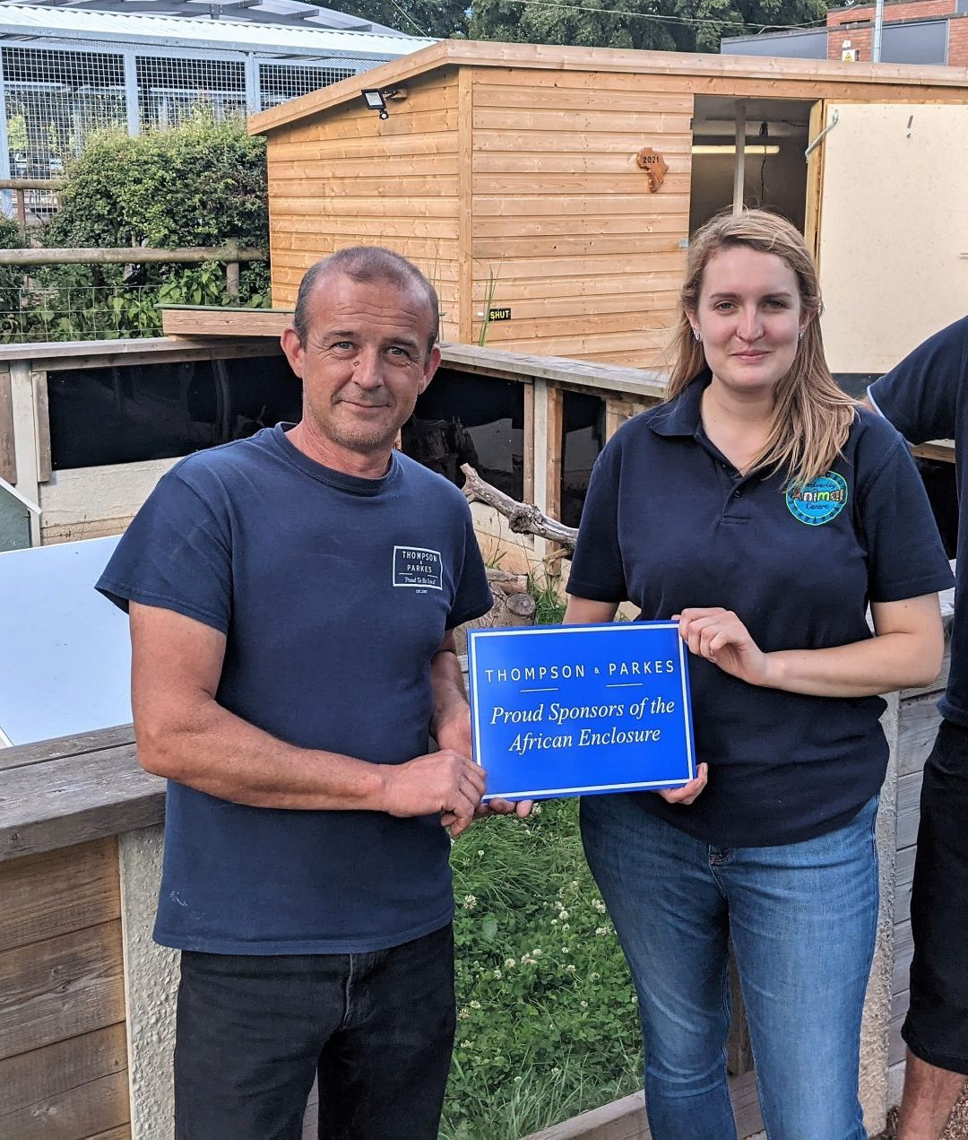 Thompson & Parkes Joins Wolverley Animal Centre for Community Thankyou Afternoon