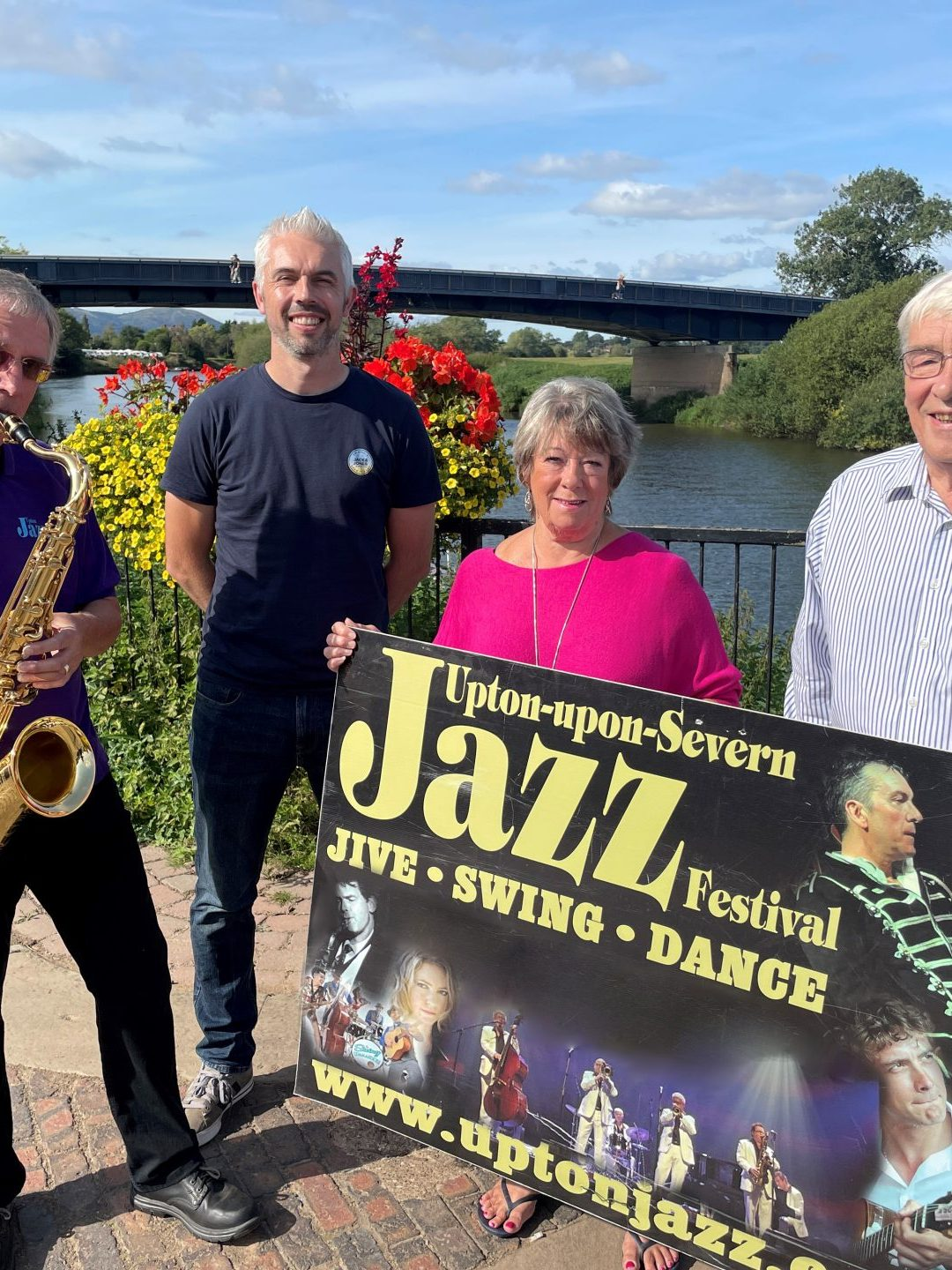 Get Set for Upton's Day of Jazz